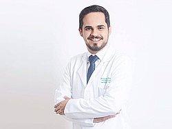 Dr. George - Médico otorrinolaringologista - Agendar Consulta