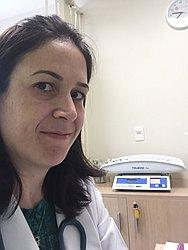 Dra. Camille - Médico pediatra - Agendar Consulta