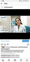 Dra. Rebeca - Médico neurologista - Agendar Consulta