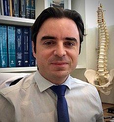Dr. Luciano - Médico ortopedista e traumatologista - Agendar Consulta