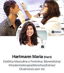 Dra. Hartmann - Terapeuta ocupacional - Agendar Consulta