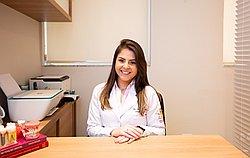 Dra. Nathália - Cirurgião dentista - reabilitador oral - Agendar Consulta