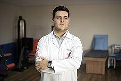 Dr. Rafael - Fisioterapeuta geral - Agendar Consulta