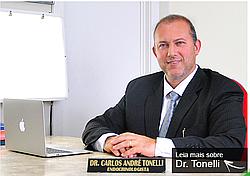 Dr. Carlos André - Médico endocrinologista e metabologista - Agendar Consulta