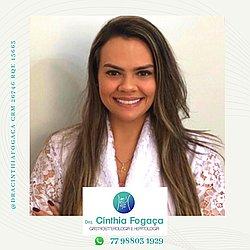 Dra. Cínthia - Médico gastroenterologista - Agendar Consulta
