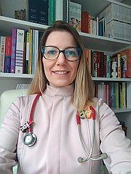 Dra. Mirela - Médico pediatra - Agendar Consulta