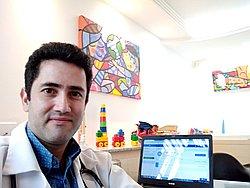 Dr. Cristiano - Médico pediatra - Agendar Consulta