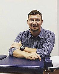 Dr. Fábio - Fisioterapeuta geral - Agendar Consulta