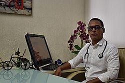 Dr. Leonardo - Médico cardiologista - Agendar Consulta