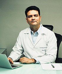 Dr. Charles - Médico urologista - Agendar Consulta